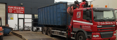 Containerservice Gebr. Koot & Zn.