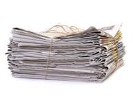 Oud papier ophalen